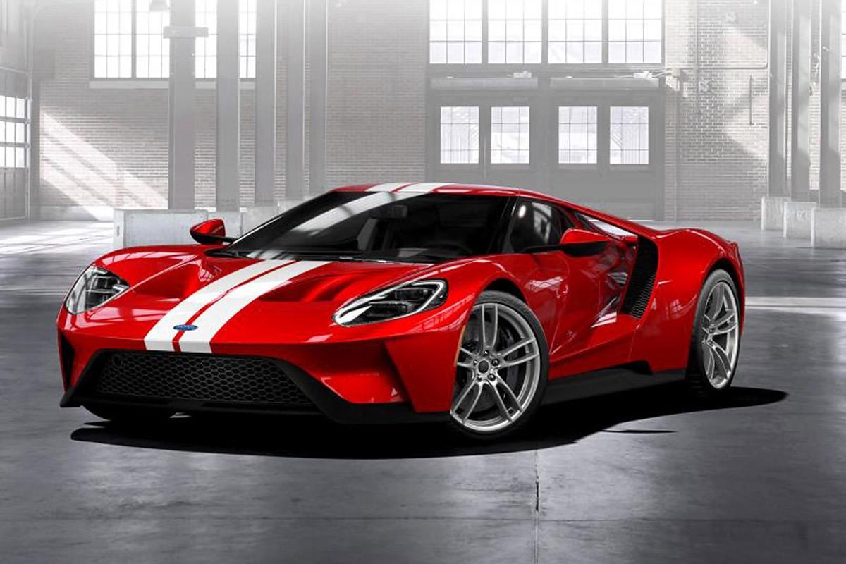 Només 500 afortunats podràn posar-se al volant del nou Ford GT