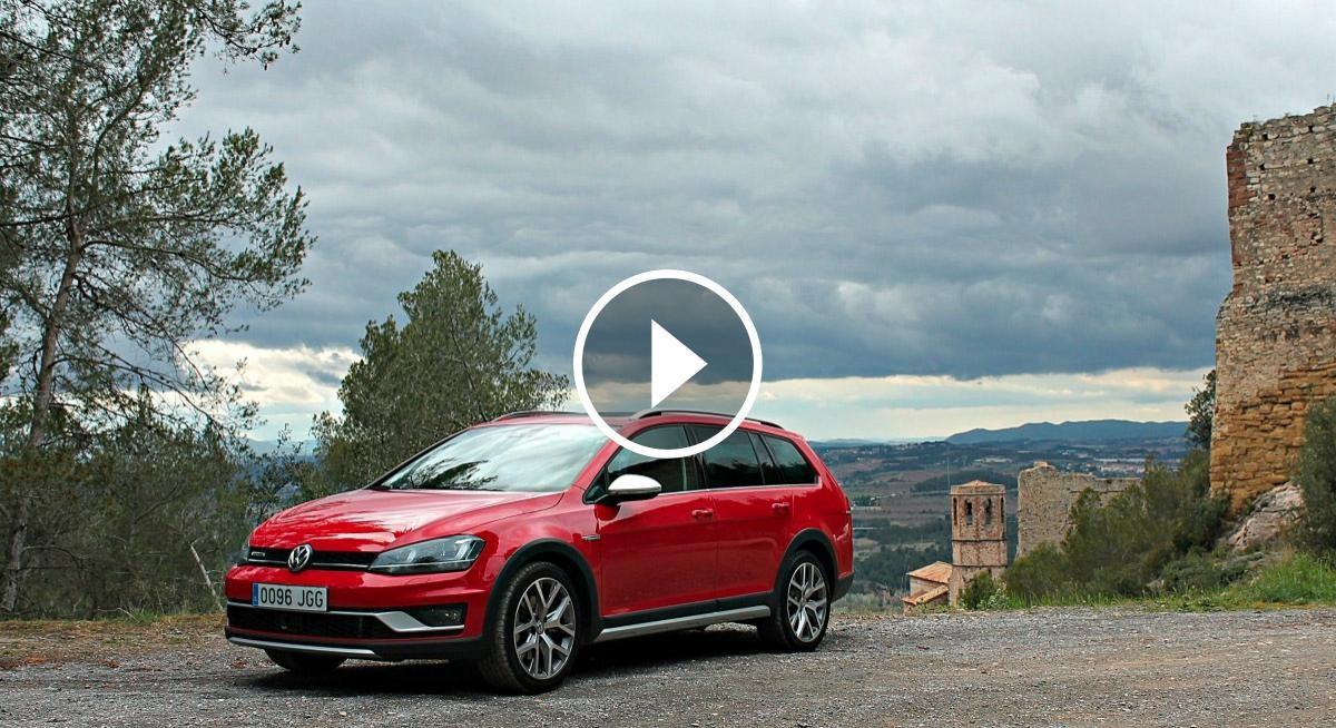 Prova a fons del VW Golf AllTrack