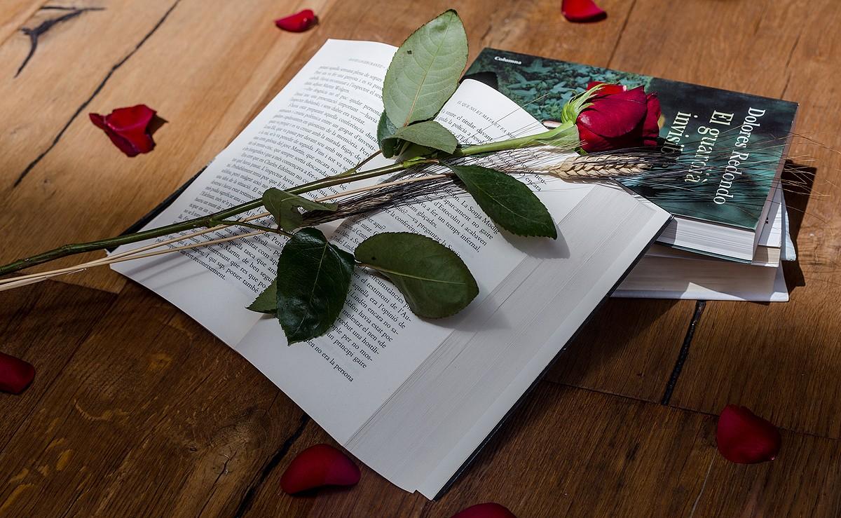 Tot a punt per un nou Sant Jordi de llibres i roses