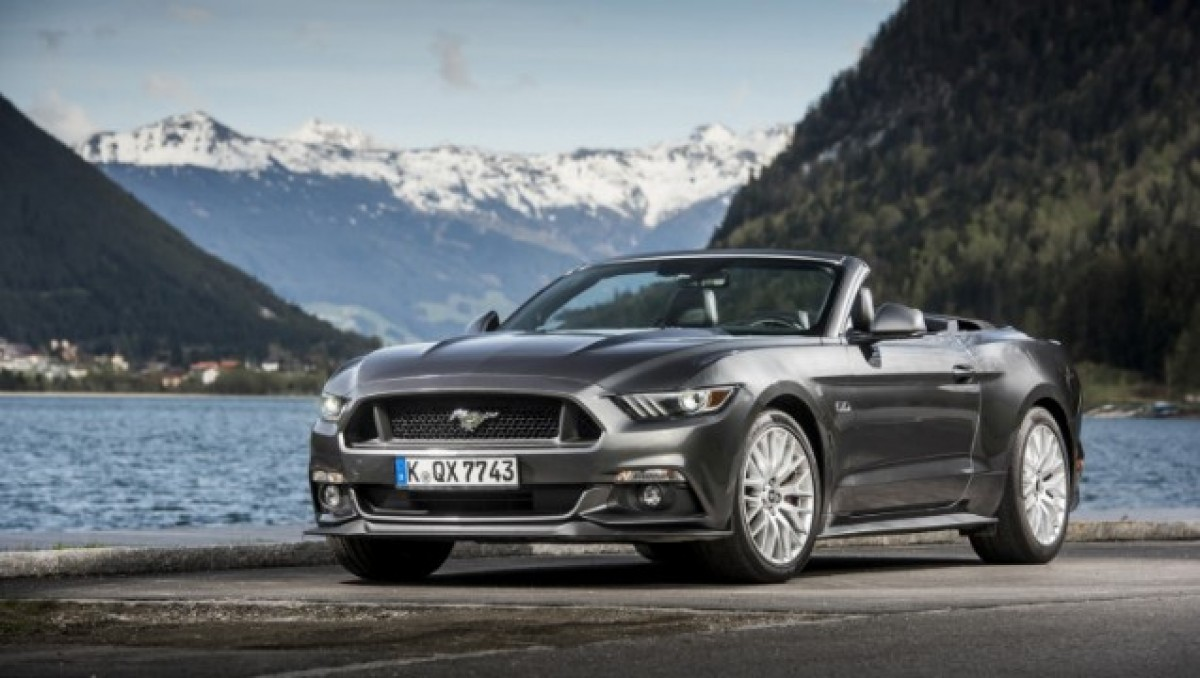 El Mustang és tota una llegenda del motor