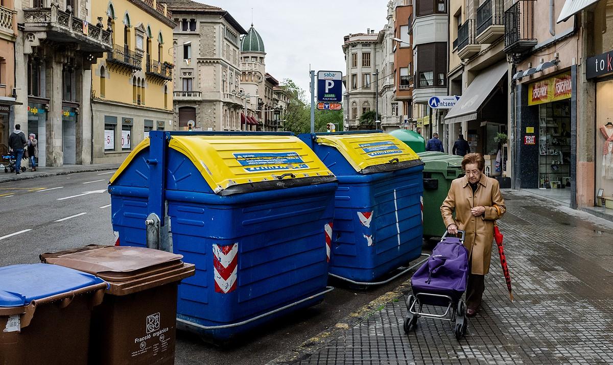 Osona és la comarca que més recicla