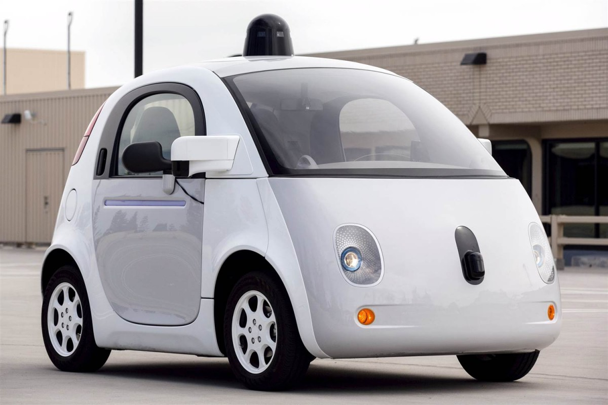 El prototip autònom i elèctric creat pel gegant de Silicon Valley
