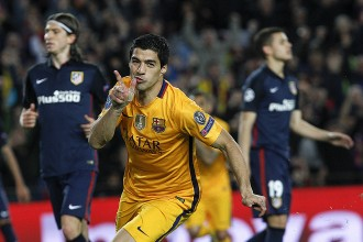 El Barça remunta i l'eliminatòria es decidirà al Calderón (2-1)