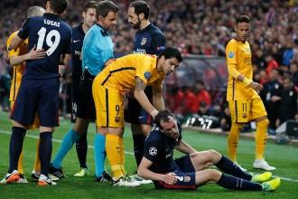 El Barça no reacciona i cau eliminat a la Champions (2-0)