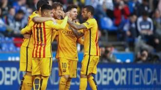 El Barça reacciona per fi amb una golejada espectacular (0-8)