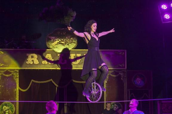 El Circ Raluy fa parada a Sabadell