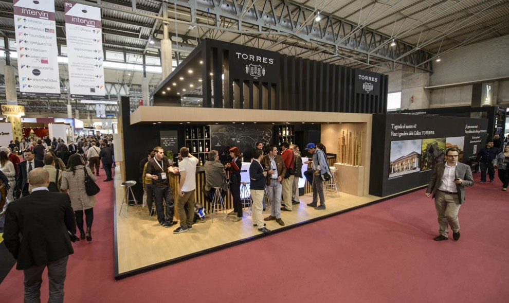 Torres a Alimentaria