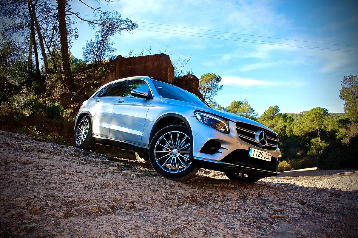 Mercedes-Benz GLC220d un SUV Premium pràctic, familiar i d'imatge esportiva