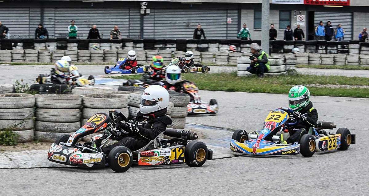 Campionat de Catalunya de Kàrting al Circuit d'Osona