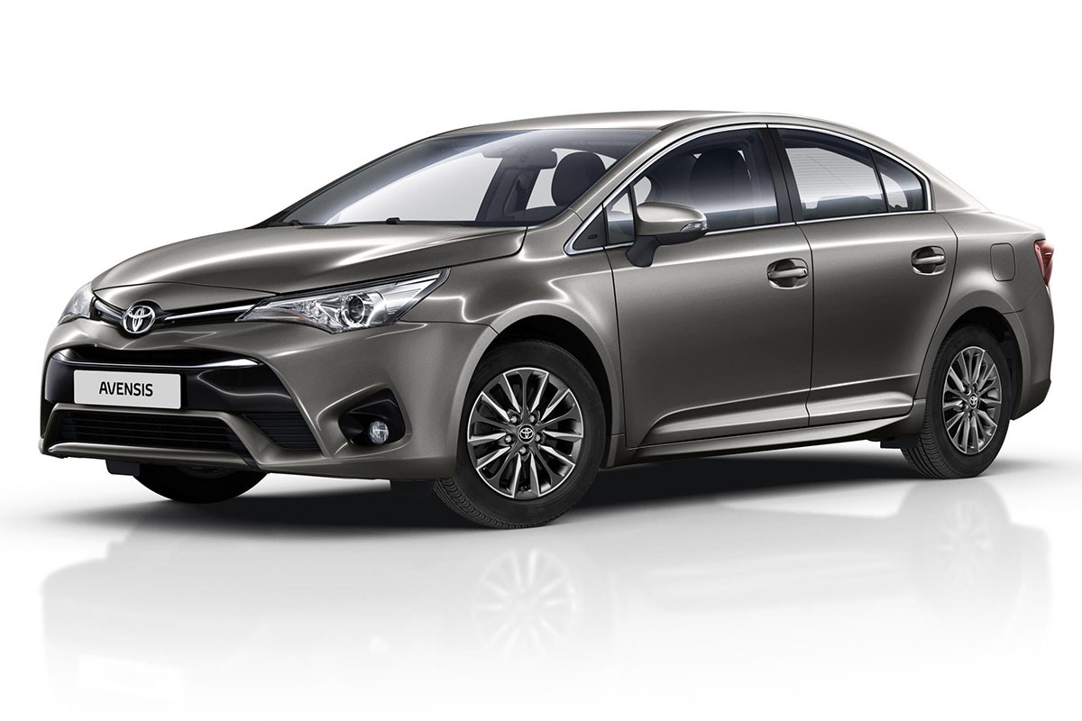 Toyota Avensis MY2016
