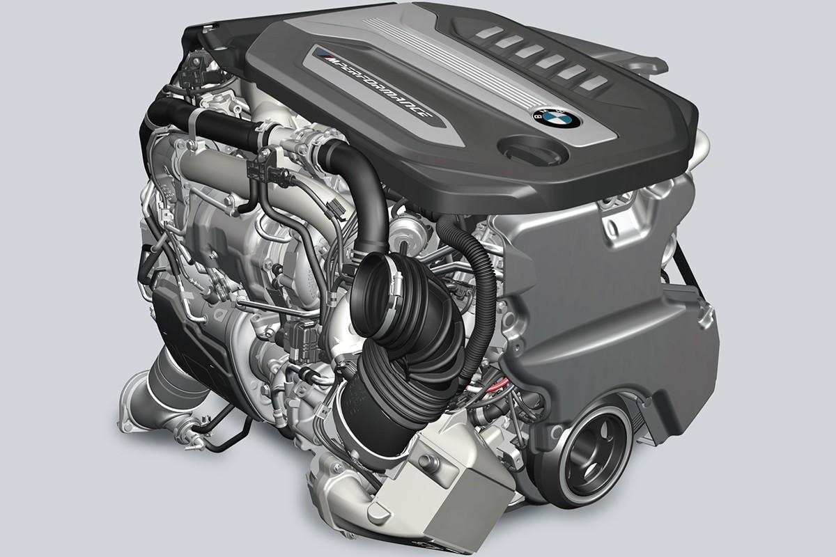 El nou motor dièsel de BMW compta amb quatre turbocompressors