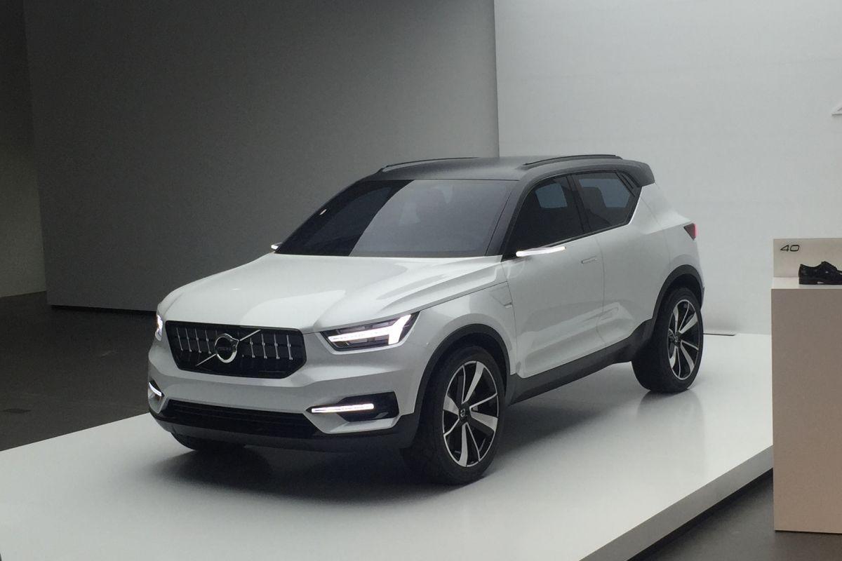 XC40, un dels nous models de Volvo 100% elèctrics
