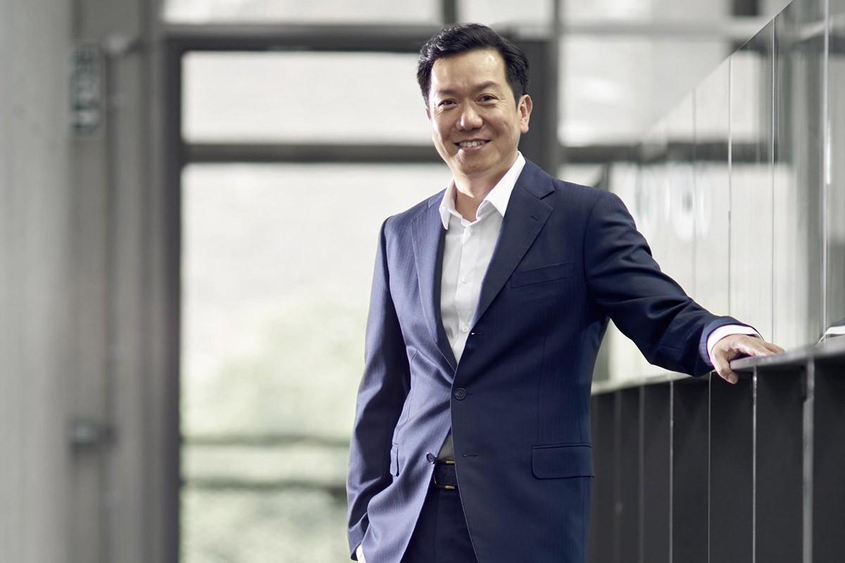 El nou responsable de disseny de Hyundai, SangYup Lee.