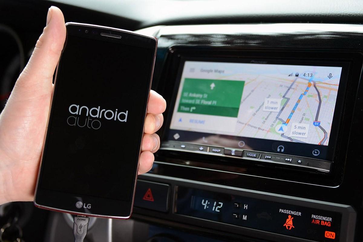Android Auto, la solució de Google per transformar en