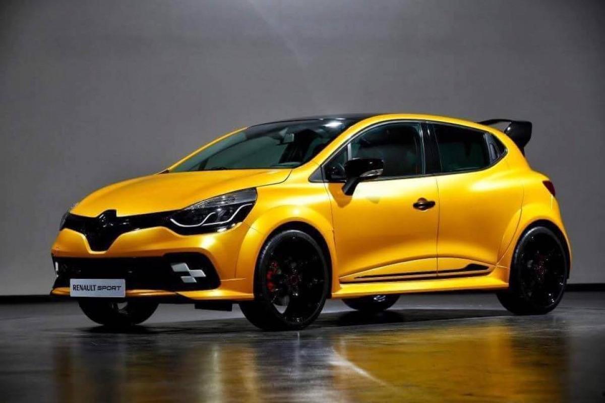 El flamant Clio RS serà encara més potent
