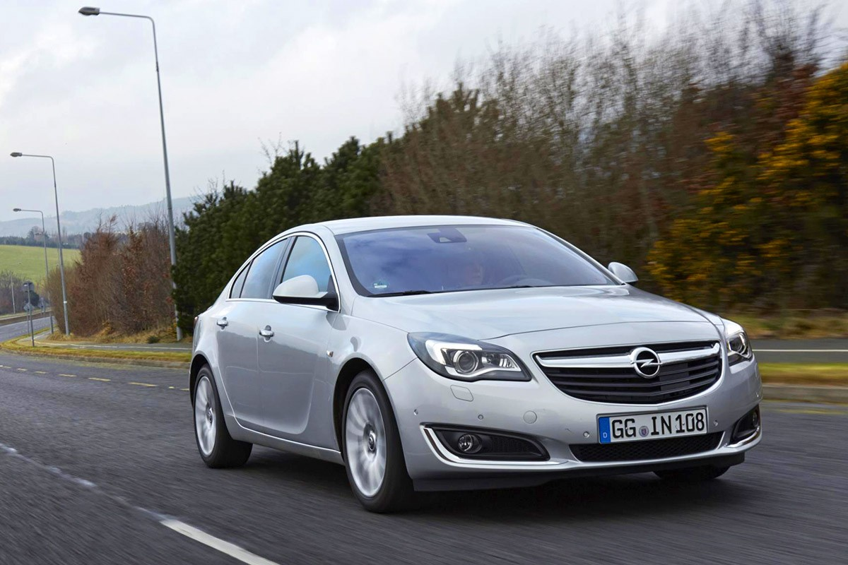 Opel Insignia Innovative Edition