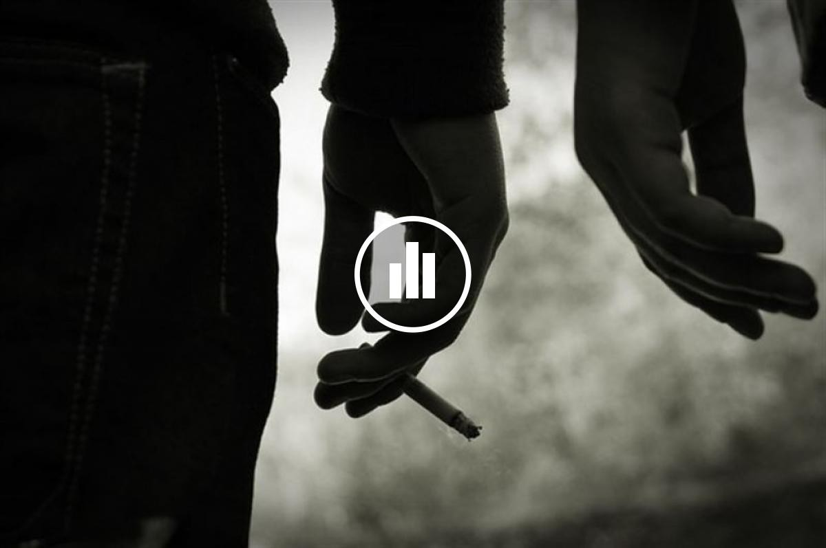 Gràfiques sobre consum de tabac i sobre els seus efectes en la salut