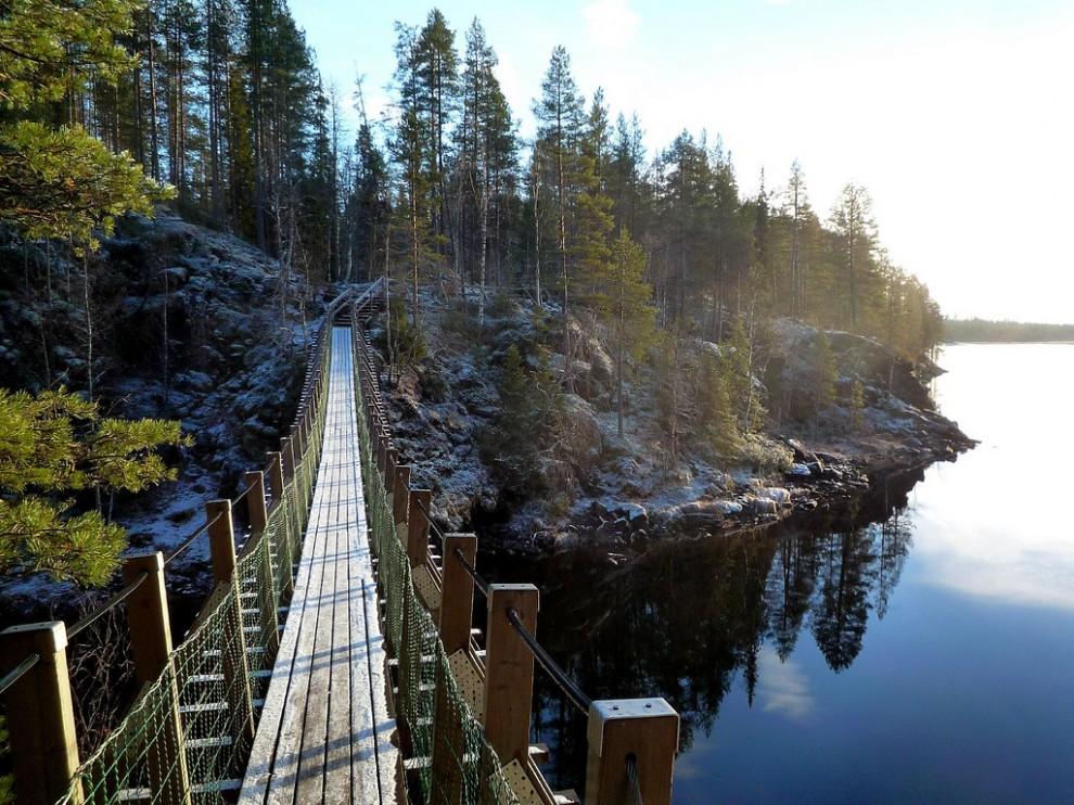 Parc Oulanka, Finlàndia