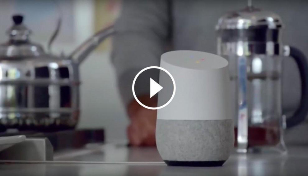Google dissenya un aparell molt similar a Siri de Mac