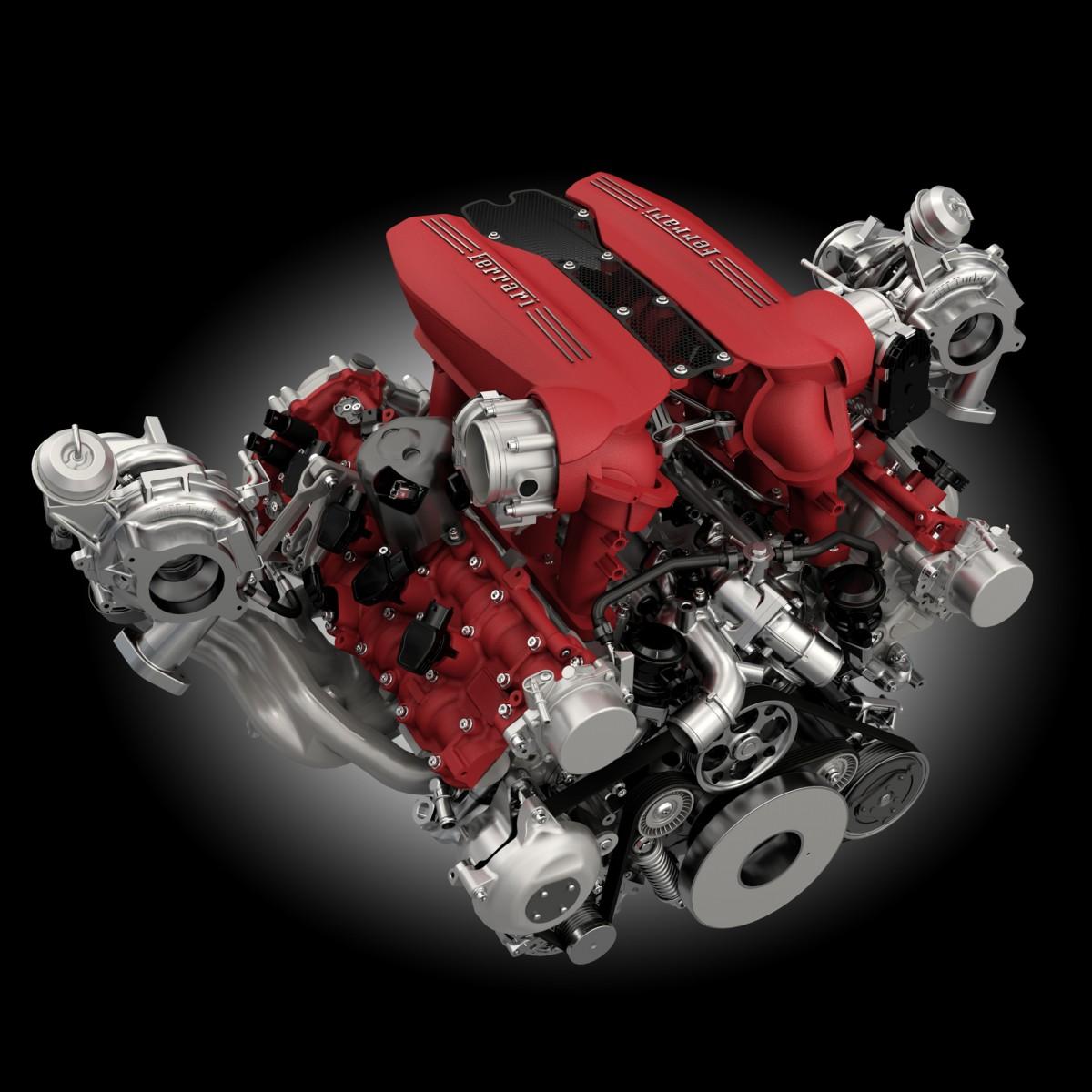 El motor V8 de 3.9 litres biturbo, escollit millor motor del món