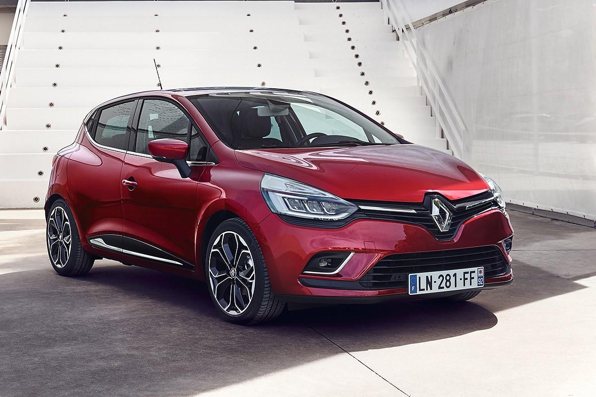 Nou Renault Clio 2016