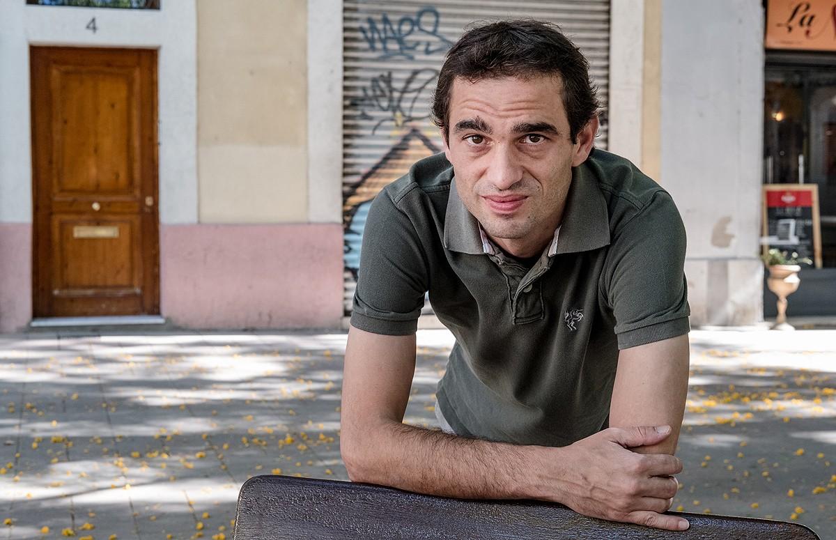 L'historiador Marc Santasusana