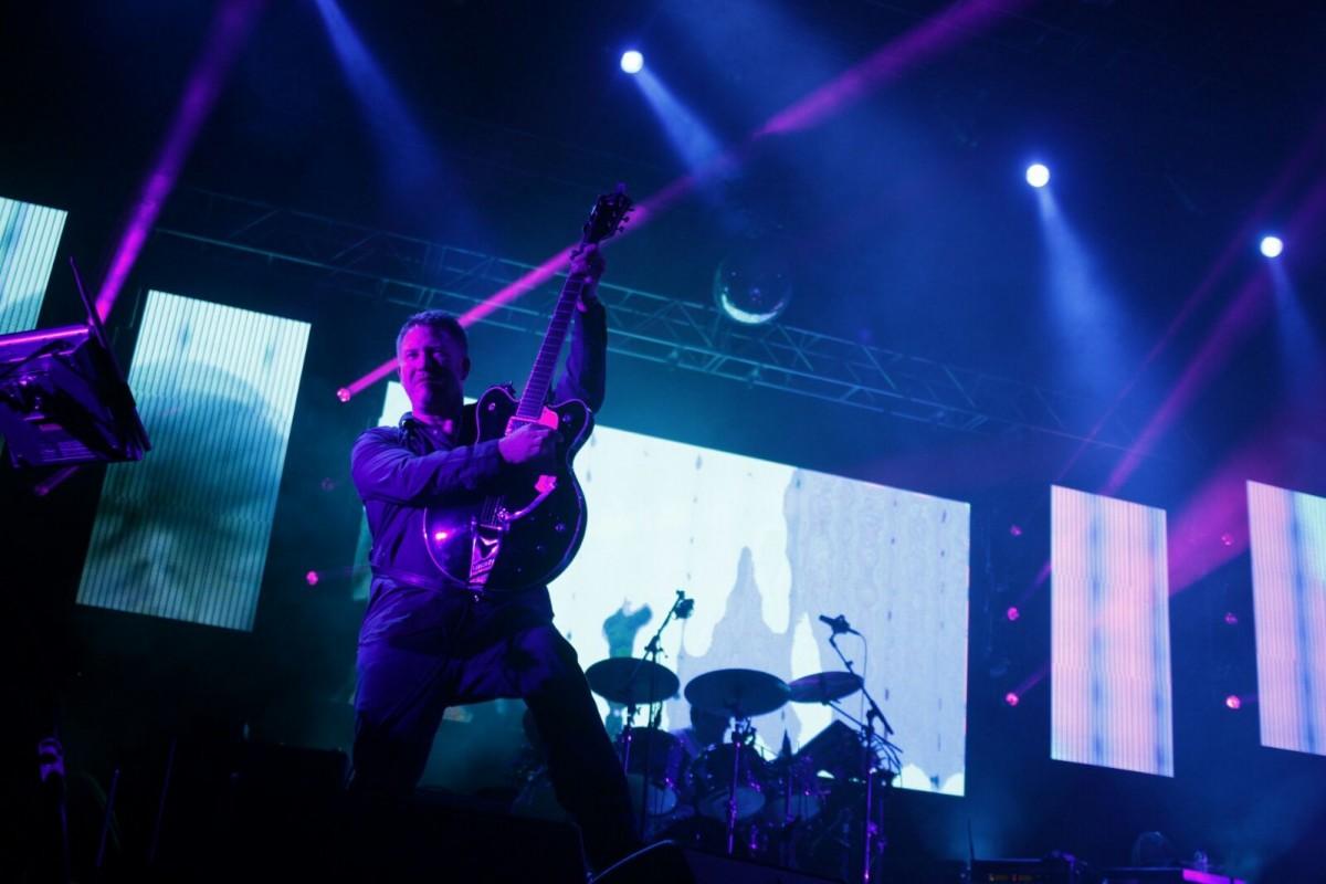Concert de New Order al Sónar
