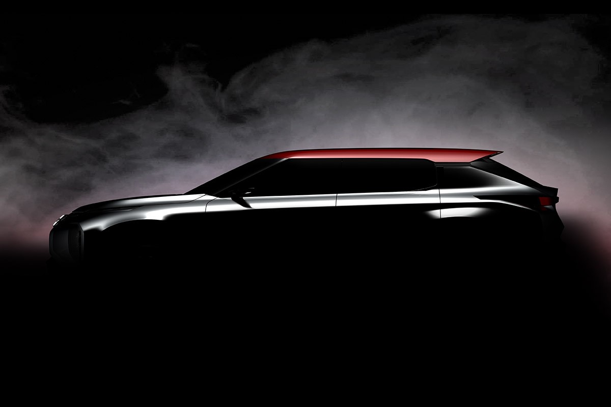 Mitsubishi prepara un SUV d'alta gama amb el concepte Ground Tourer