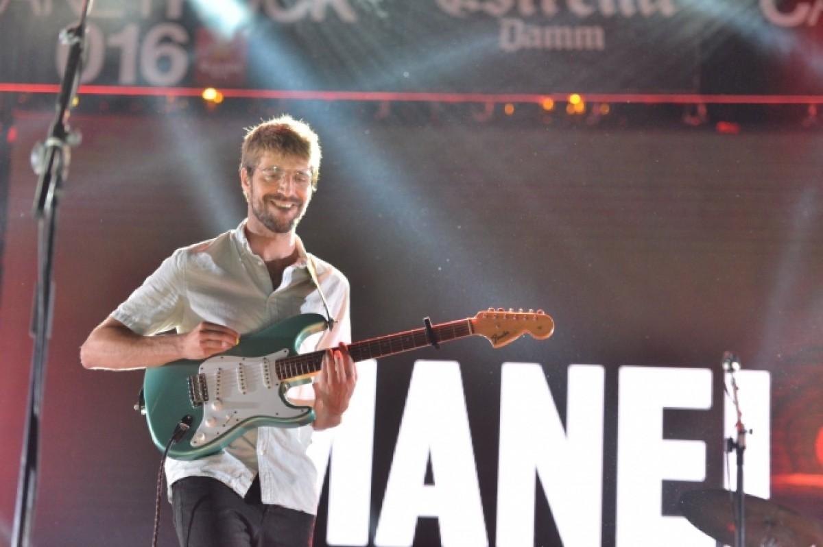 Manel al Canet Rock 2016