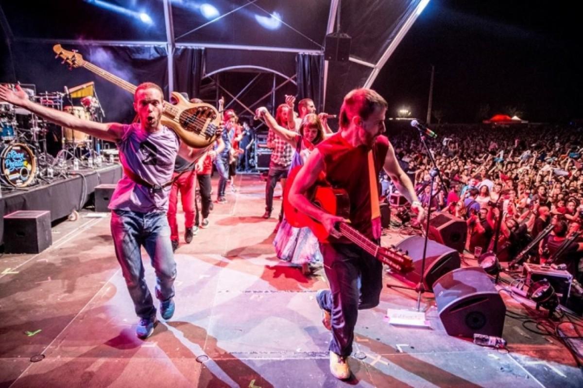 La Pegatina és un dels grups convidats a l'Aquelarre 2017