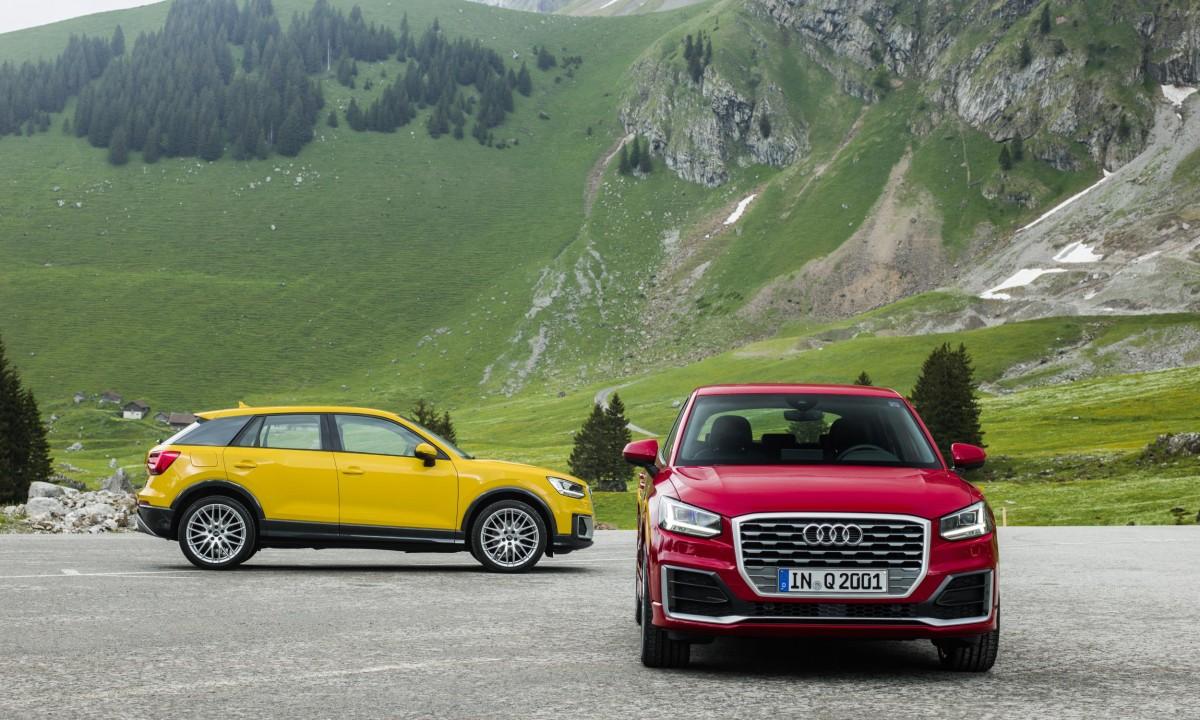 Audi Q2,  el nou SUV compacte sortit d'Ingolstadt