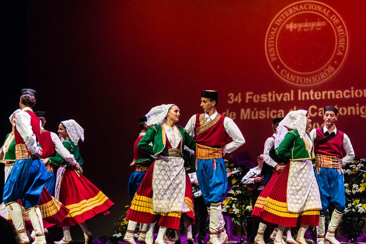 Jornada inaugural del Festival Internacional de Música de Cantonigròs