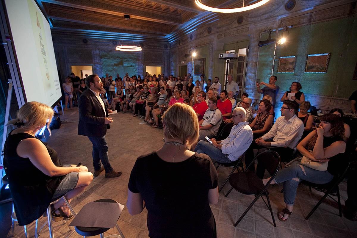 Presentació de la Festa Major a la Casa Duran