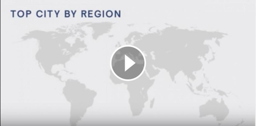 Cada any, Mercer Consulting elabora un rànquing mundial amb les millors ciutats