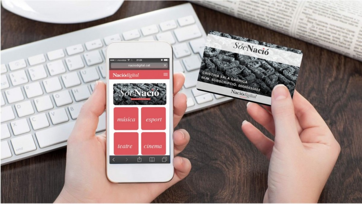 SócNació, la comunitat de lectors de NacióDigital