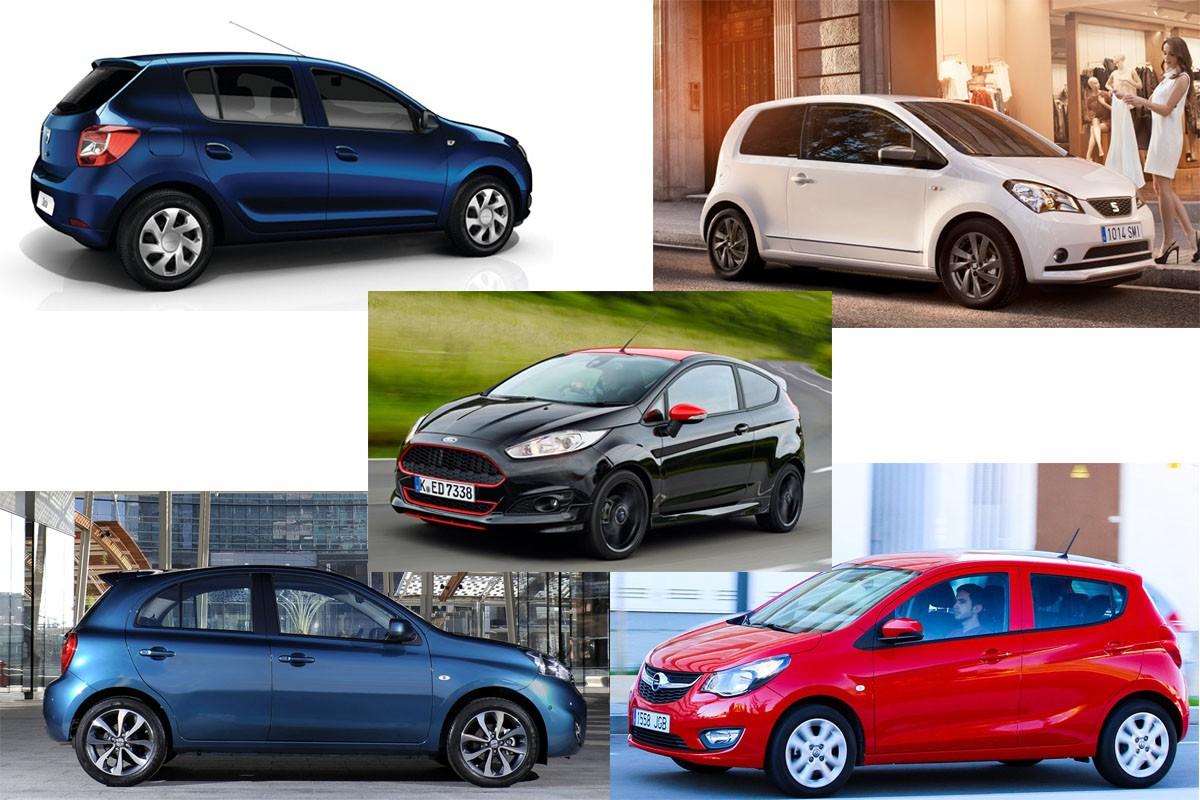 La nostra tria de 5 cotxes per novells