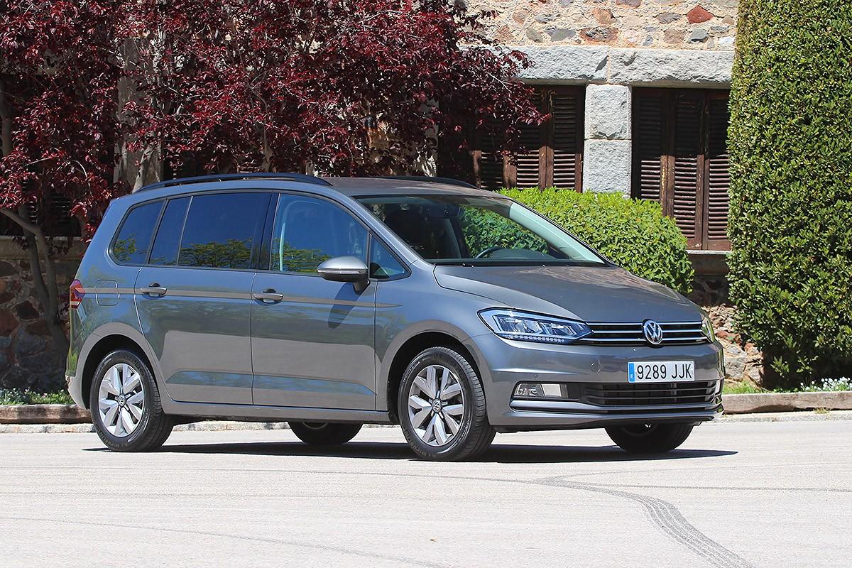 VW Touran espai per a 7 en format compacte