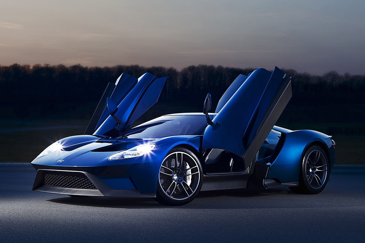 Ford Performance produirà durant quatre anys el Ford GT