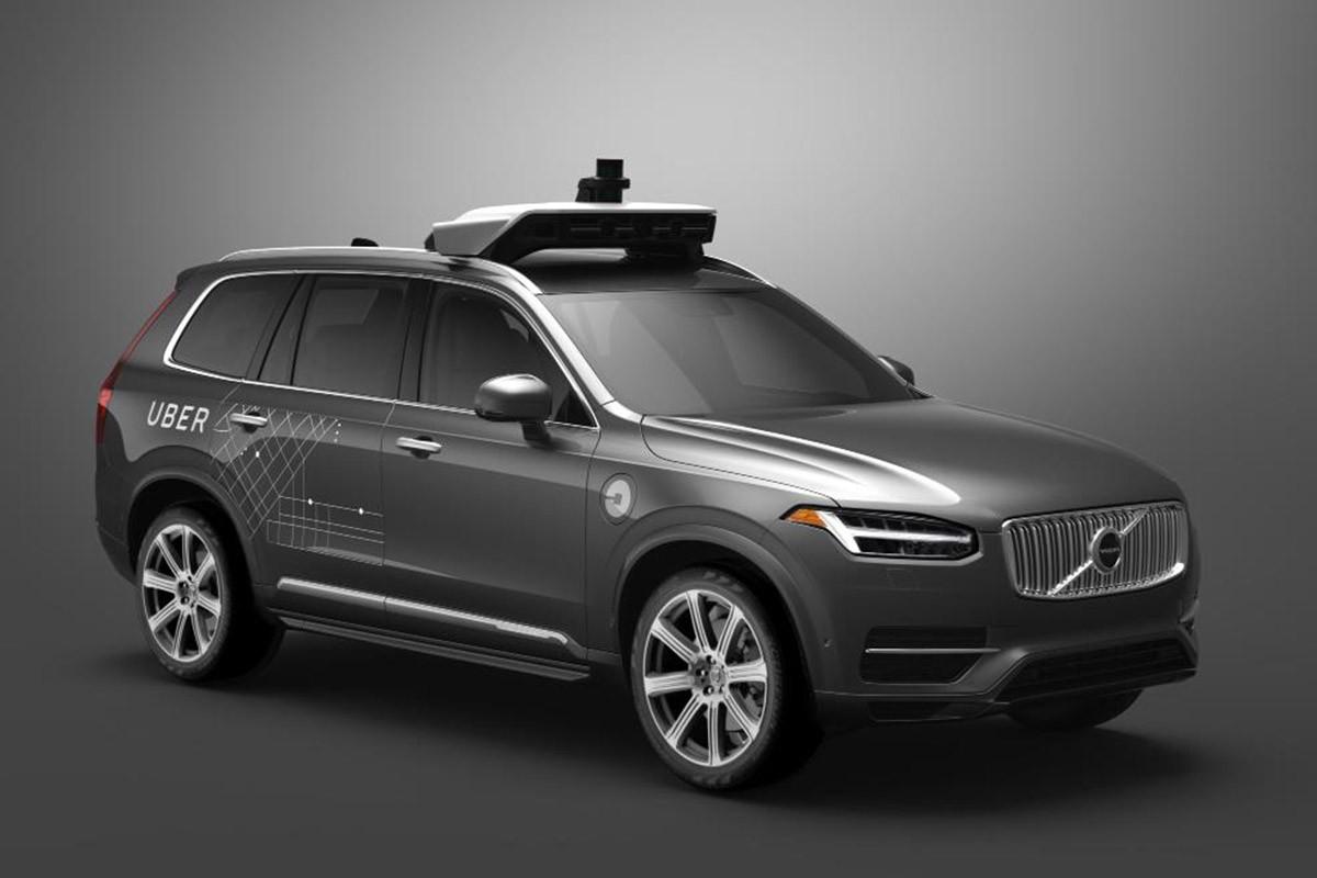 L'aliança Volvo-Uber promet grans avenços en la tecnologia de la conducció autònoma