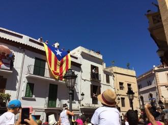 El conseller Santi Vila assisteix a la Festa Major de Sitges