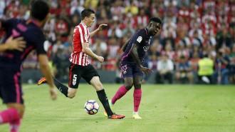 Un gol de Rakitic dóna la victòria al Barça contra l'Athletic (0-1)