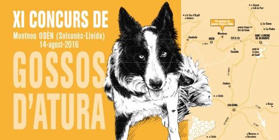 Odèn acull l'11a edició del concurs de Gossos d'Atura