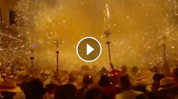 Festa Major de Sitges 2016: Foc
