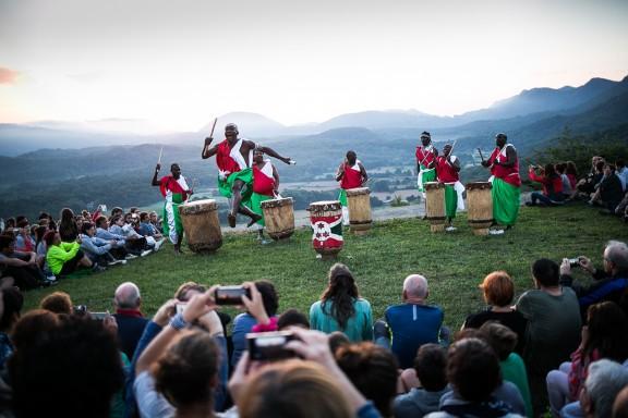 L'Ésdansa bat rècord de públic i supera la barrera dels 10.000 espectadors