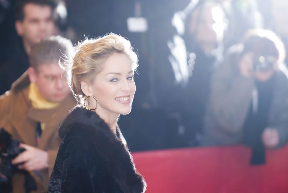 L'actriu Sharon Stone és popularment coneguda per la pel·lícula «Instint Bàsic»