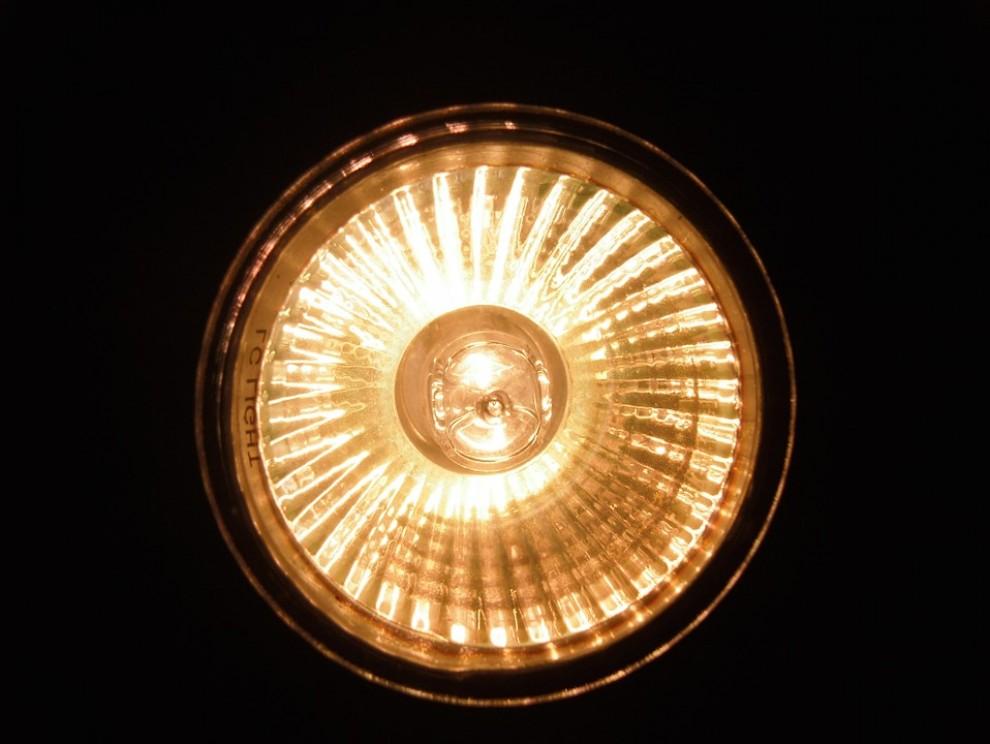 La llum registra preus històrics.
