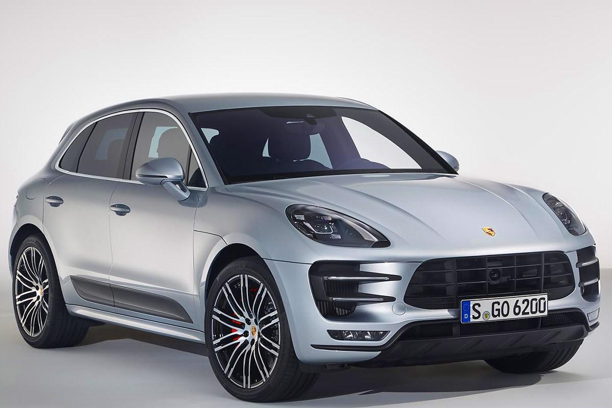 Porsche presenta el Macan més prestacional