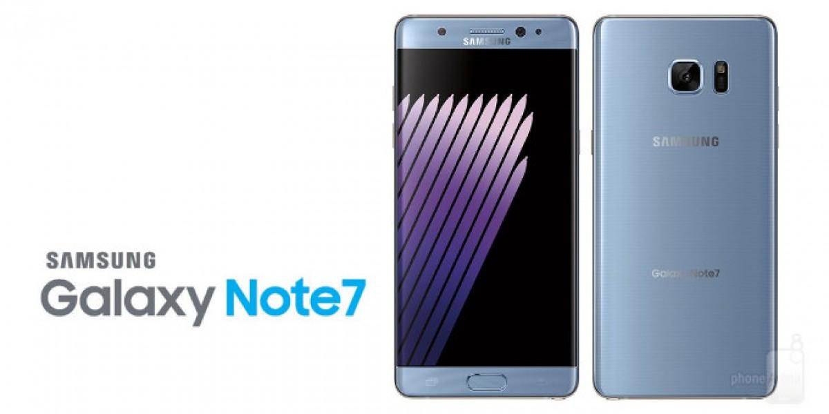 El model Galaxy Note 7
