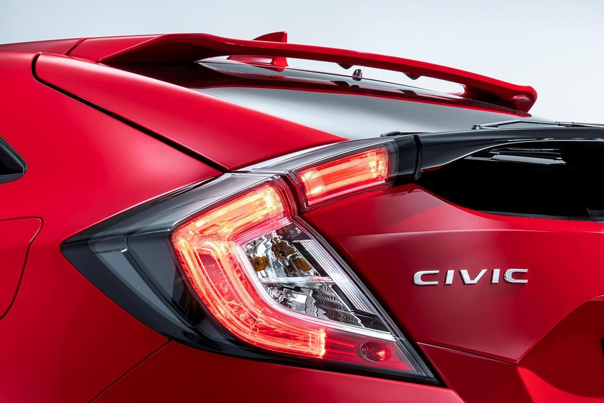 Primera imatge del Honda Civic 5p 2017