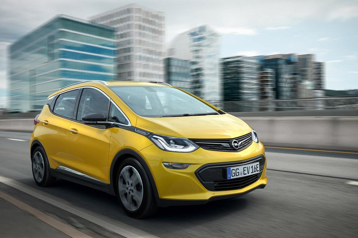 L'Opel Ampera-e farà la seva primera presentació al públic al proper Saló del Automòbil de Paris.